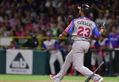 Valdespín es héroe en victoria Dominicana ante Puerto Rico; termina en primer lugar Serie del Caribe