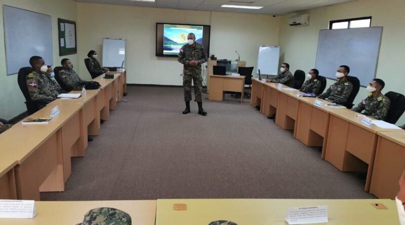 Inicia Curso Básico Para Instructores-Facilitadores del Ejército en EGEMERD