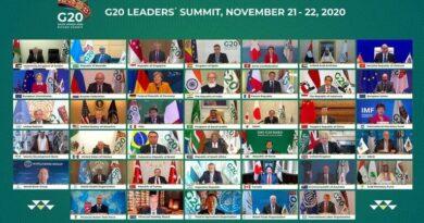 Líderes del G20 se comprometen a financiar vacunas contra Covid-19 para países pobres